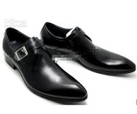 atmospheric layers - RIANCESS first layer of leather buckle men pointed a simple dress shoes to help low atmospheric