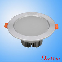 aluminum spot light - Led Ceiling Light W5W7W9W Recessed Downlights Cabinet Wall Spot Down lights Ceiling Lamp Cold White Warm White For Home Lighting