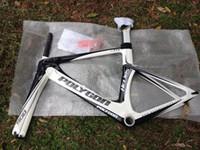 track bike frames - Hot sale Carbon TT frame c road bike frame cm with front fork seat post head set BB68bsa