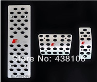 Wholesale AudiA5 A5 Accelerator pedal High Quality Clutch Pedal Auto gas pedal Stainless steel brake pedals