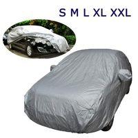 Wholesale Universal Car Covers Styling Indoor Outdoor Sunshade Windshield Heat Protection Waterproof Dustproof Anti UV Scratch Resistant Sedan K1333
