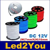 Wholesale Hot Sale Led Strip Light DC V High Quality White Warm white Green Blue RGB Strip High Lumen Led Neon Flexible Strip Light