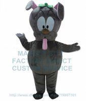 baby puppy costumes - bulldog mascot costume adult size cartoon bulldog puppy baby theme anime cosply costumes carnival fancy dress kits