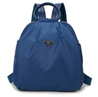 Wholesale New Arrival Nylon water proof Backpack Shoulder Bag College Travel Hiking Girl Lady Laptop Bag daypack