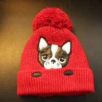 baby dog photos - 2016 Hot kids hat cap newborn baby photography props kawaii dogs crochet outfits clothing photo costume photo props accessories