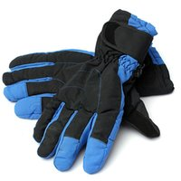 Wholesale Bicycle Cycling Skiing Gloves Outdoor Sports Waterproof Windproof Winter Warm Ski Glove