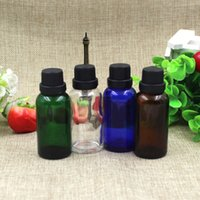 Wholesale 30ml Essential Oil Bottle Cosmetic Sample Containers Empty Bottle For Cosmetic Empty Jar Botle Refillable Bottle