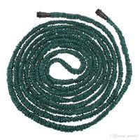 Wholesale Brand Anself Dark Green Magic Pipe75FT Flexible Ultralight Expandable Garden Hose Latex Material Watering Hose