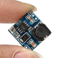 Wholesale NEW Mini DC DC Buck Converter Step Down Module Power Supply For Aeromodelling X20 X5mm overall stability and efficient work