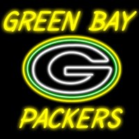 Wholesale Greenbay Packer GREEN BAY Glasss Neon Beer Signs Light New