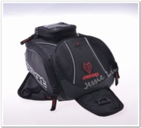 Wholesale Genuine MENAT Black Oil Fuel Tank Bag Magnetic Motorcycle Motorbike back seat bag R1 CBR1000RR ZX R GSX R1000 MB