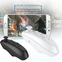 Wholesale Universal Bluetooth Remote Controller wireless Gamepad Mouse Mini Wireless joystick For IOS For IOS Android VR BOX D Games