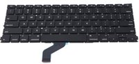 Wholesale New Laptop Keyboard Replacement for Apple Macbook Pro Retina A1425 Keyboard Without backlight