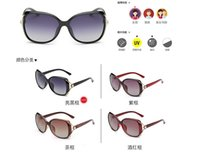aluminum price trend - Ms polarized sunglasses factory price flower color trends driving mirror Women sunglasses