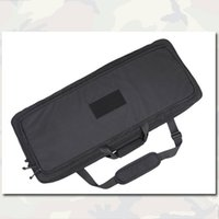 Wholesale Tactical Gun Bag Square Carry Bag CM Enhanced Weight Gun Case BK Outdoor Camping Backpack Outdoor Hunting Gear
