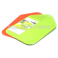 Wholesale 4PCS Multifunctional folding water cutting board chopping block multi purpose drain basket