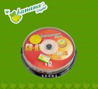bd rw discs - Banana Rewritable CD RW Blank Disc Reproducible scrubbing Use a burn disc