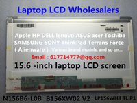 Wholesale N156B6 L0B N156BGE L21LTN156AT05 LTN156AT22 LTN156AT32 LP156WH4 TLP1 LP156WH2 TLA1 B156XW02 V NEW LED Display Laptop Screen