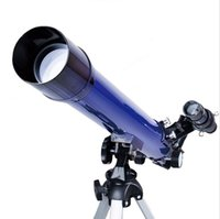 adjustable levers - 2016 Astronomical Telescope Child students HD Outdoor Monocular Space With Portable Tripod Adjustable lever TeleConverter astrology