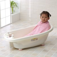 Wholesale 2016 hot sale baby bathtub cartoon pattern Newborn Safety Security Bath Seat Support Baby Shower Baby Tubs