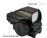 Wholesale Red Green Dot Laser Point Sight Tactical Reflex Air Rifle Scope Pistol Airgun Hunting