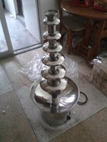 Wholesale Tiers Commercial Use Chocolate Foutain Waterfall For Hot Sale