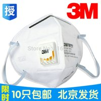 Wholesale free breathing surgical Mask For M v with earmuff with breathing valve ebola mask n95 mask pm2 mask