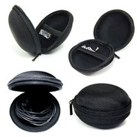 Wholesale Small Pocket Earphone Ear Buds Wire Storage Bag Case Holder Pouch SD TF Card USB