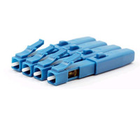 Wholesale high quality LC UPC single mode fiber optic quick connector LC Embedded type FTTH Fiber Optic Fast Connector