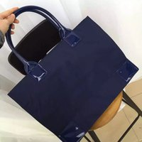 Wholesale ELLA TOTE Bags Women Shoulder Handbags Nylon handbags High quality black big Travel Bags