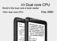 Wholesale Ebook Reader BOYUE T61 Dual Core CPU E Ink Capacitive Touch Screen Built In Backlight Front Light Android WIFI E Book E Ink