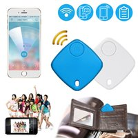 Wholesale Smart Bluetooth Key Finder Alarm Self timer Mini Anti lost Alarm With smart tracker