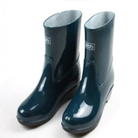 Wholesale Solid Color Rain Boots - Buy Cheap Solid Color Rain ...