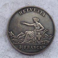 art pricing - Switzerland Coin Crafts pieces bale Promotion Cheap Factory Price nice home Accessories Silver Coins