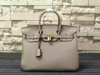 designer bags - CM Famous brand Litchi grain leather handbags Birki shoulder bag women Designer Luxury totes Fashion ladies High Quality purses
