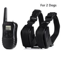 best bark control - Best Meters LV Remote Electric Shock Anti bark Vibra Pet Training Collar Control Trainer Aids With LCD Display For Dogs