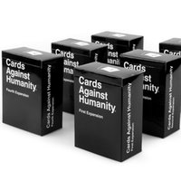 Unisex big game packs - Cards Humanites Against game Expansion Set of Packs Against For Humanities In Stock
