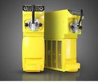 automatic ice cream - New Single Head Mini Soft Ice Cream Machine Automatic Ice Cream Maker Digital Display