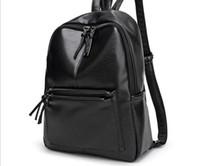 Wholesale 2016 New Fashion Women Backpack High Quality Youth Leather Backpacks for Teenage Girls Korean fashion lady bag female