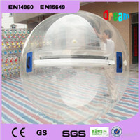 Wholesale clear m Inflatable hamster ball inflatable water walking ball zorb ball water balls zorbing balloon