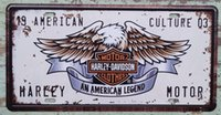 american motor homes - AMERICAN CULTURE MOTOR CLOTHES Vintage Metal Tin Sign Decor Pub Club Garage Wall Retro Art Poster x30cm
