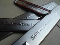 aluminium door fittings - Accessories FIT FOR Kia SPORTAGE Aluminium Door Scuff Sill Plates M20744