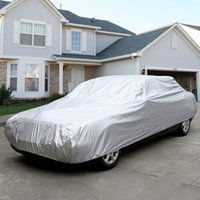 Wholesale Full Car Cover dress Waterproof Heat Sun UV Snow Dust Rain Resistant Protection New