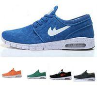 best skateboards brands - NEW SB Stefan Janoski Max Men Running Shoes Cheap Best Tennis Brand Sports Running Skateboard Trainers Breathable Jogging Shoe Eur