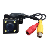backup assistance - Rear View Camera Parking Assistance Rear Camera HD CCD LED Night Vision Car Backup Side Camera wide angle waterproof