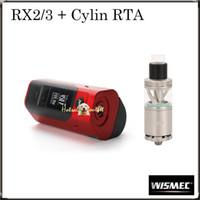 best groups - Authentic Wismec Reuleaux RX2 Mod Wismec Cylin RTA Tank Atomizer Best Couple Ever Original Group Sale