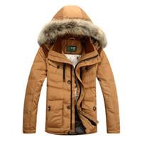Wholesale Fall Hot sale Men s down coat winter warm down jacket Men high quality White duck down coat Outdoor jacket Man CQ