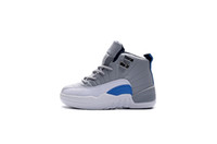 Wholesale Shop Cheap Kids Shoes - Drop Shopping New Fashion J12-1 Retro Kids Basketball Shoes Top Quanlity Shoes Sale Cheap Price,Famous Trainers Shoes Sneakers Boots