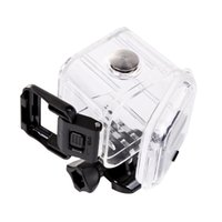 Wholesale Underwater m Waterproof Protective Housing Case Cover Frame Base for GoPro Hero Session Outdoor Sports Camera