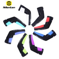 Wholesale 2016 New Arrive Men s Cycling Arm Warmers Quick Drying Cycling Arm Sleeve For Road Bike Sunscreen